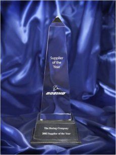 Boeing Supplier of the Year