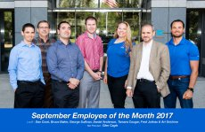 Boeing Houston CCTS Employee of the Month